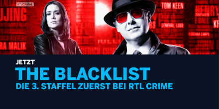The Blacklist, RTL CRIME 2016