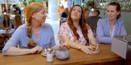 """""""Schadenfreundinnen"""" - FREUNDINNEN, RTL 2018"""