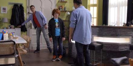 """""""Heimkind bei neuer Familie"""" - UNTER UNS, RTL 2020"""