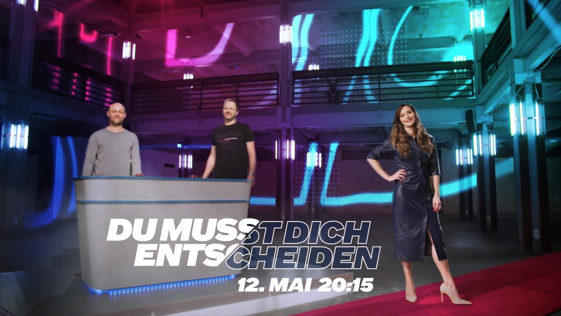 """""""Der Pitch"""" - DU MUSST DICH ENTSCHEIDEN - RTL 2021"""